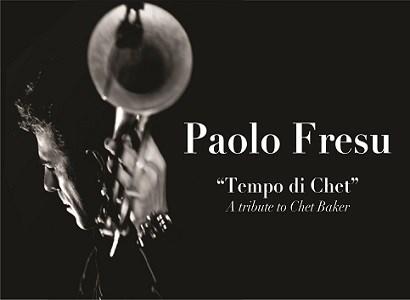 Paolo Fresu Trio in a tribute concert to Chet Baker: « Tempo Di Chet »